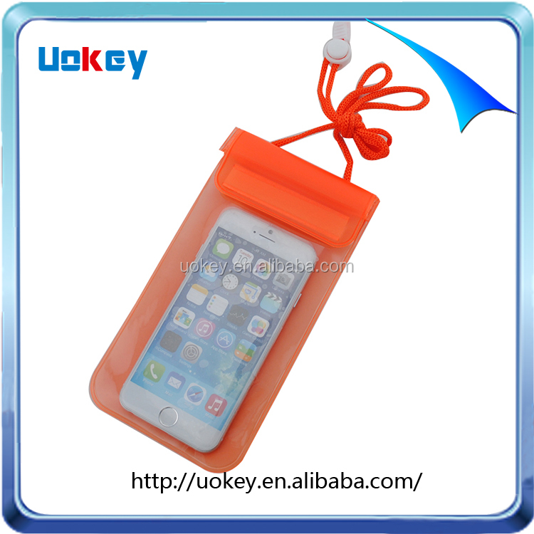 2 hours replied fashion PVC waterproof case for samsung galaxy grand duos