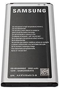 Genuine Samsung Galaxy S5, S5 Sport and S5 Active OEM 2800mAh Battery EB-BG900BBU EBBG900BBU IN NEW CONDITION!!!