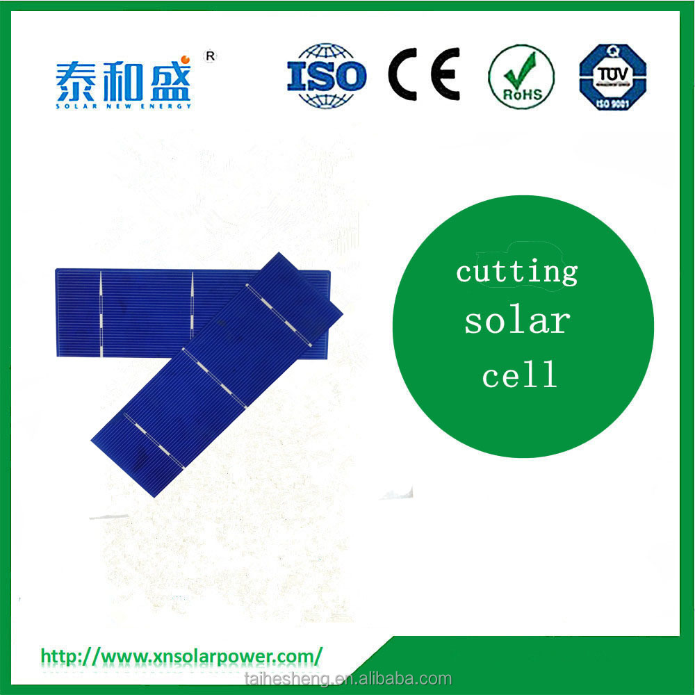 China Poly Cutting Manufacturers And Suppliers Solar Panel Cell 6v 1w Polycrystalline Portable 110x60mm On