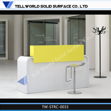 wholesale front desk reception counter simple design office reception furniture