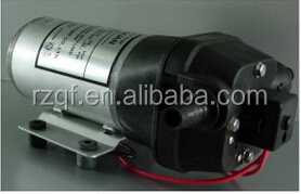 DP series dc micro electric operated high pressure motor-driven diaphragm pump china manufacturer