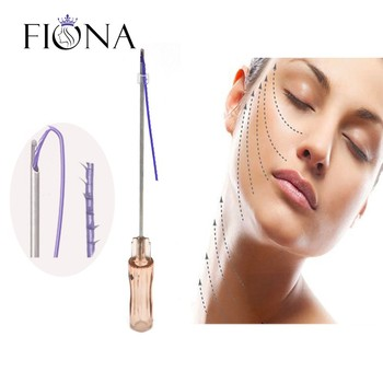 Fiona Pdo Facial Threading Medical Lifting Pdo Thread - Buy Face  Lifting,Pdo Thread,Pdo Thread Product on Alibaba com