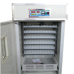528 eggs automatic egg incubator price india/chicken egg hatchine machine price