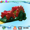 indoor playground new commercial inflatable dinosaur slide for sale