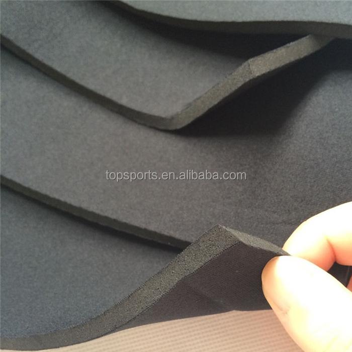 In Stock Sample Wetsuit Neoprene 3mm Fabric Sheet for clothing
