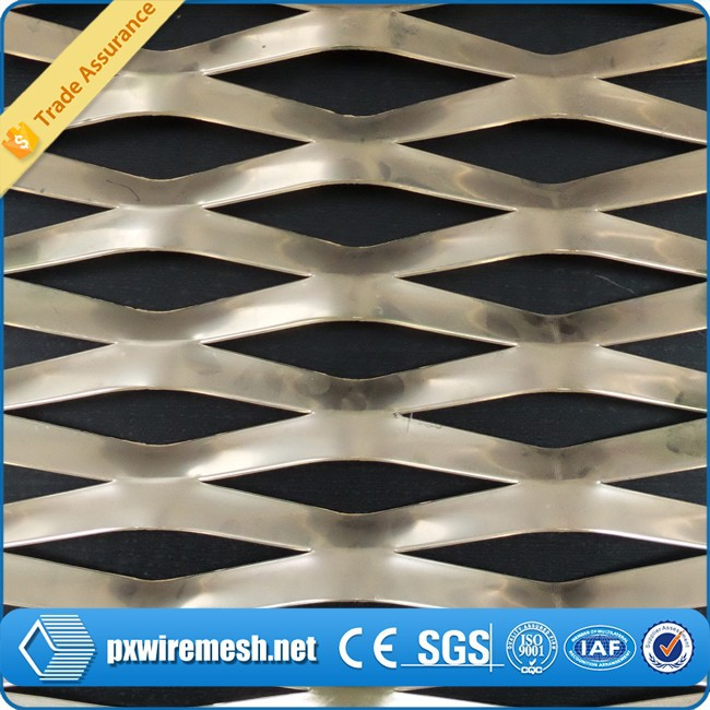 Galvanized mental expanded wire mesh ON SALE