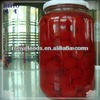 canned pitted blue cherry fruit natural good price in light syrup 720ml in China jars