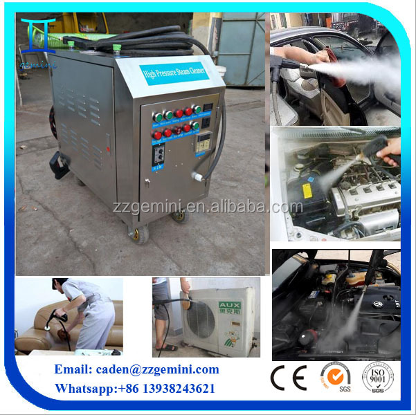 CE new 200 bar hot /cold water , 50 bar steam industrial commercial high pressure water cleaners