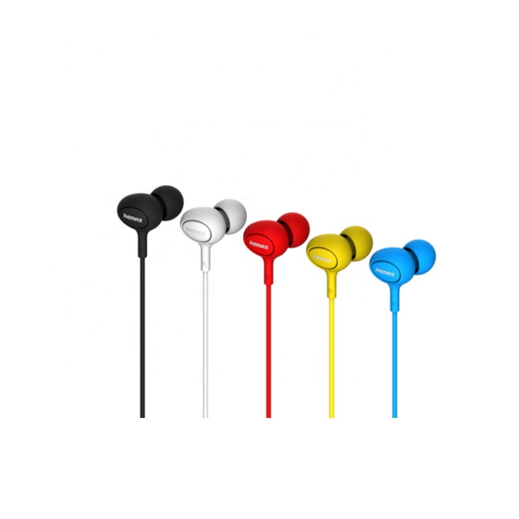 Remax RM-515 Fancy Colorato In-Ear A Cancellazione di Rumore Auricolare
