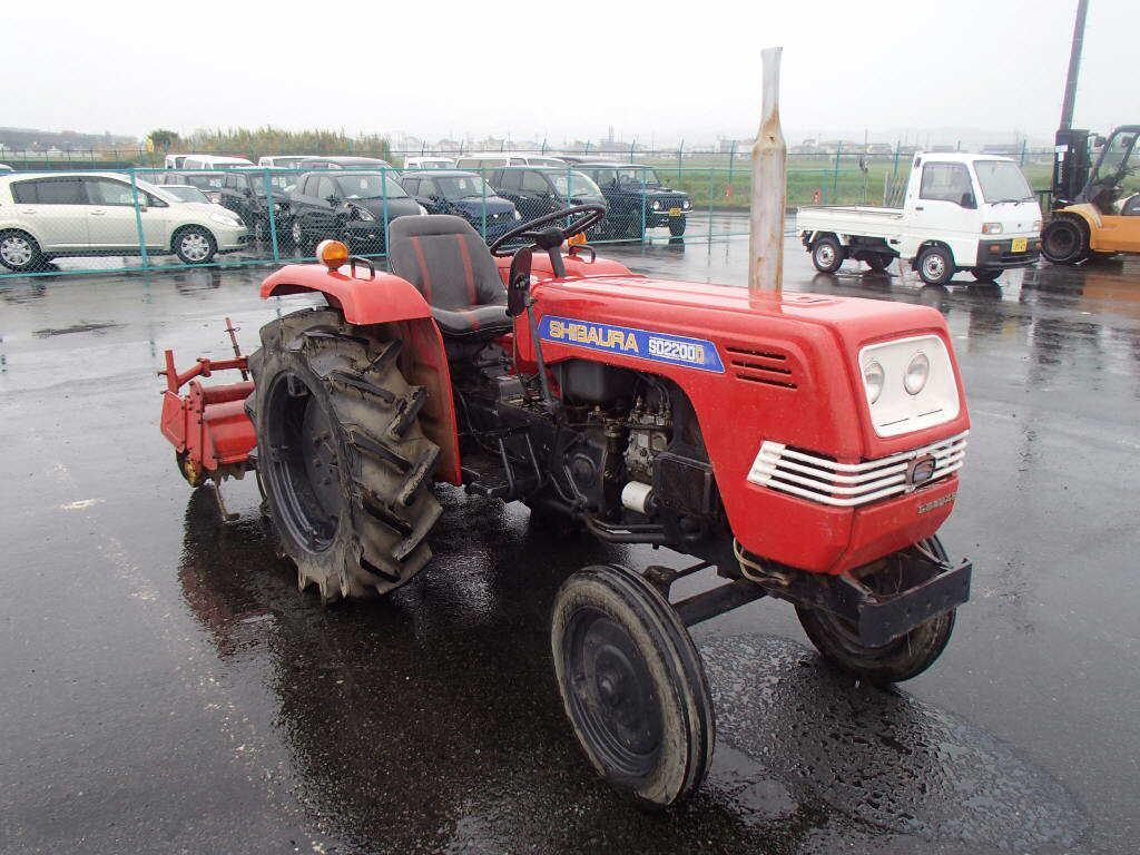 Shibaura Tractor Sd2200d - Buy Shibaura Tractor Product on Alibaba com
