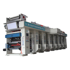 High speed automatic roll material Rotogravure 4 colour offset printing Machine price for sale