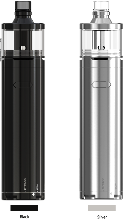 Original Wismec Vicino D30 updated version of Vicino with 30mm diameter and dual circuit protection