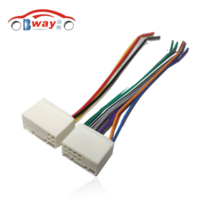 car stereo wiring harness adapter car image wiring car radio wiring harness adapter solidfonts on car stereo wiring harness adapter