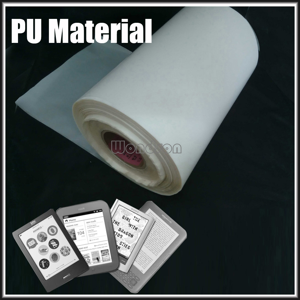 PU Thermoplastic Wall Painting Glue Sticker Hot Melt Adhesive Film