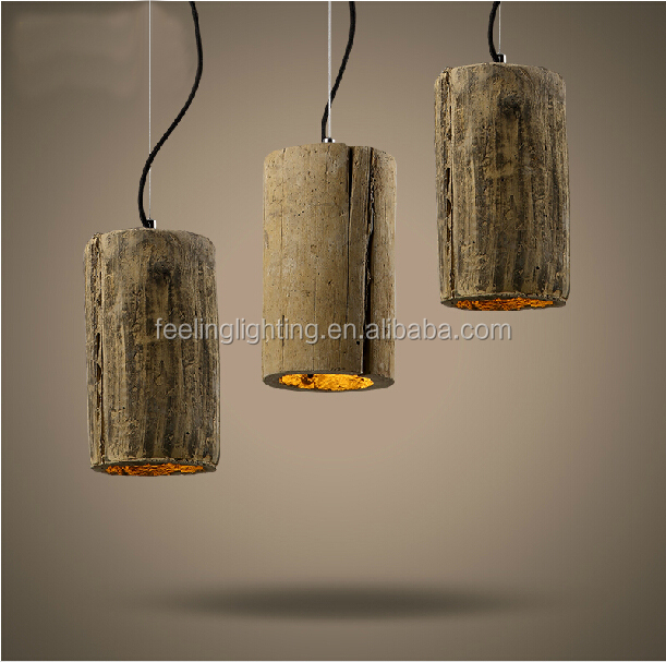 2016 new productscontemporary italy restoring loft cement cafe pendant lamp 220v