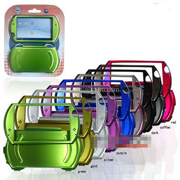 High Quality Aluminum Protective Shockproof Case Skin Protector for PSP GO