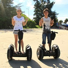 48v/72v dual wheel self balancing scooter hoverboard off road 19 inch overboard