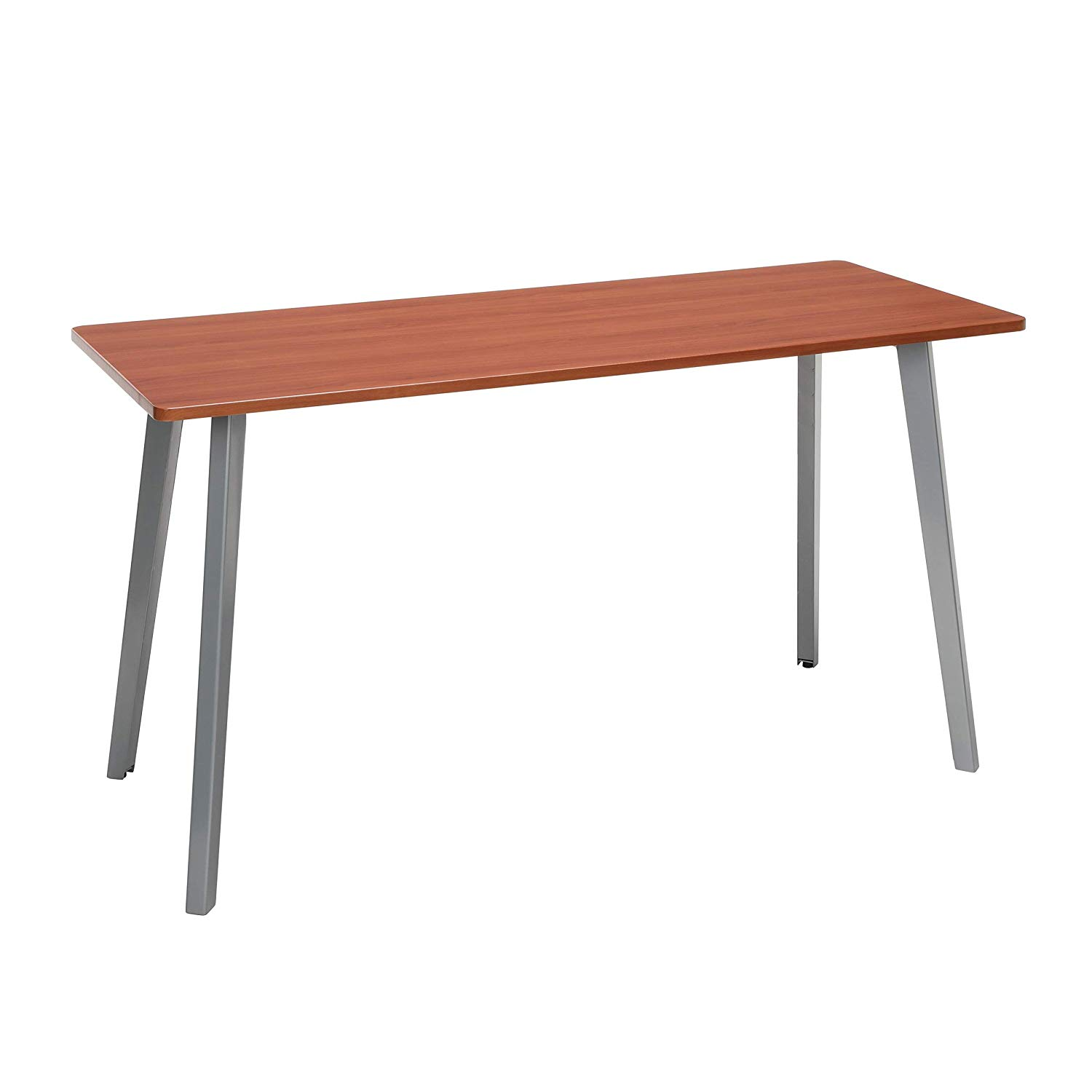 "OFM Core Collection 55"" Computer Desk, in Cherry (1055-SLV-CHY)"