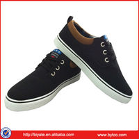 Buy High-cut casual shoes cheap rubber canvas shoe men in China on ...