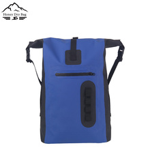 PVC foldable military dry bags waterproof backpack for travel hiking camping kayaking