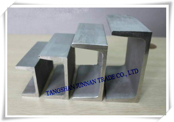 C Steel Channel Structural Steel U Channel Steel Size