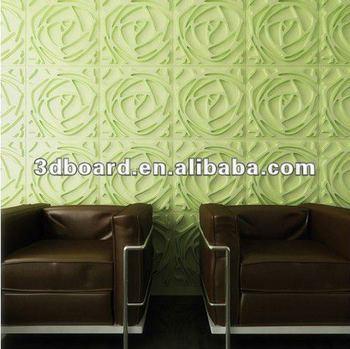 Gypsum Board Ceiling Design Wave Textured Wall Panel - Buy Interior ...