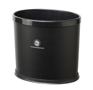 Home hotel serving small plastic trash basket waste can rubbish bin