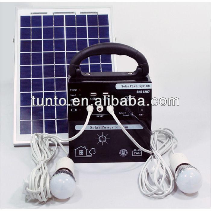 Grossiste systeme solaire complet acheter les meilleurs for Panneau solaire plug and play