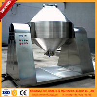double cone food powder mixer/milk powder mixer machine/industrial powder mixer