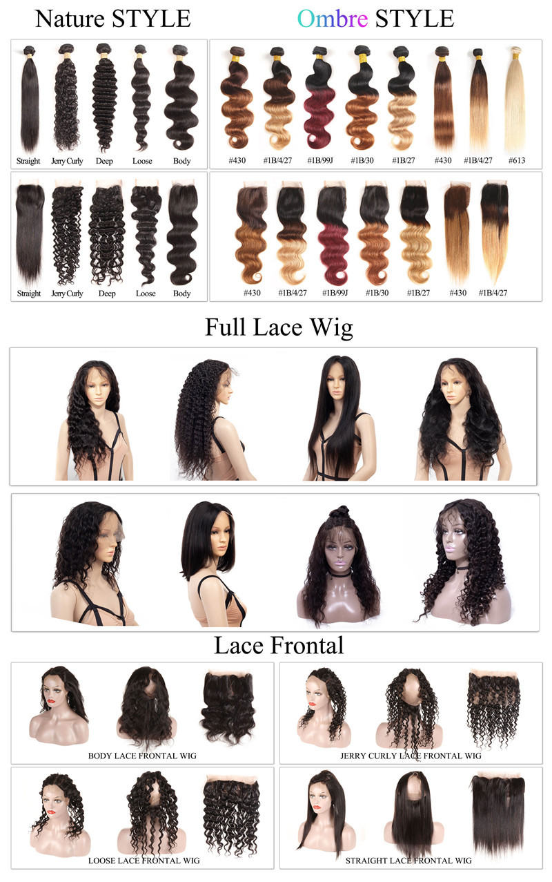 Fashion Plus Hair 13x6 BoBo Lace Front Human Hair Wigs Mink Straight Natural Color Pre Plucked Bleached Knots wig For Womens