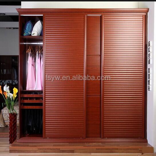 Precio de closet de madera for Closet de madera para dormitorios