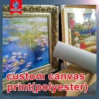 Custom Canvas Print & Printing ( polyester )