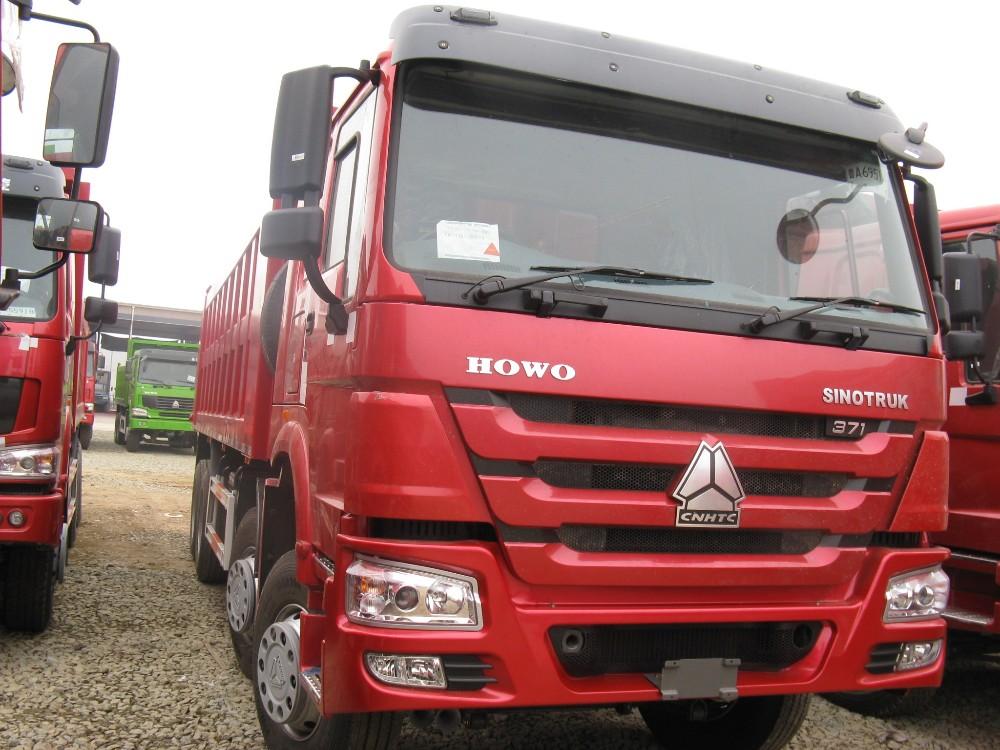 China HOWO 6x4 8x4 Used Dump Tipper Truck Manufacturers