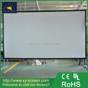 XYSCREEN 300 inch outdoor projector 4k screen large outdoor projection screens