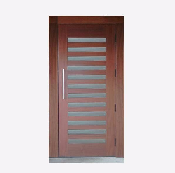 Walnut Panel Interior Doors