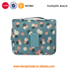 Cute Waterproof Nylon Basics Cosmetic Bag For Girl With Travel ,Daily Hanging Wash Bag In The Bathroom