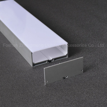 Slim Recessed Wall Linear Light Led