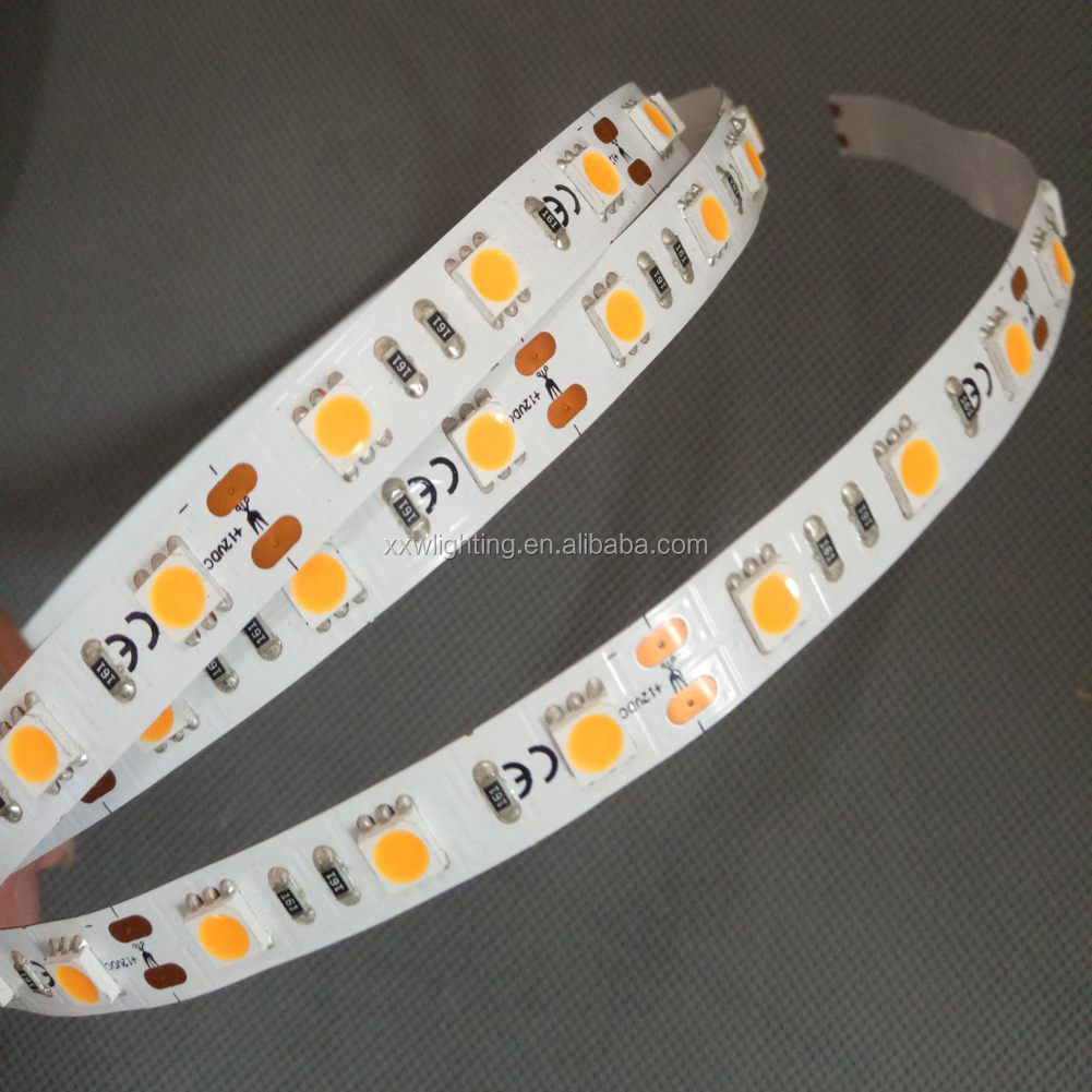 customized led flex strip light 24V 12V 5v 5050 led strip