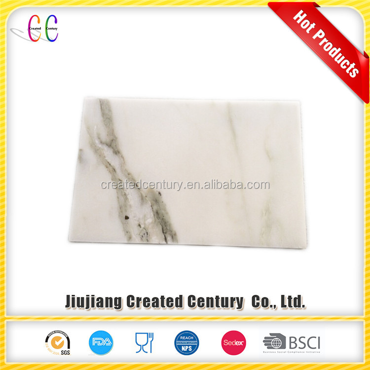 Cheap price nice white marble <strong>plate</strong> for table decoration