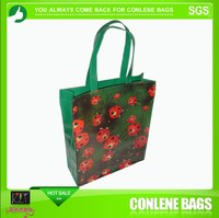 AZO Free, Low Cadmium wholesale pvc grovery tote bag