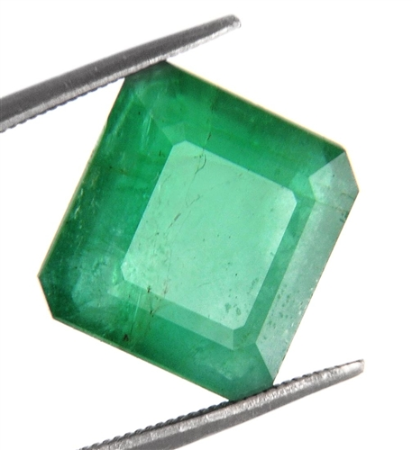 8.58Ct Natural&Untreated Colombian Emerald Stone in Signal Hill