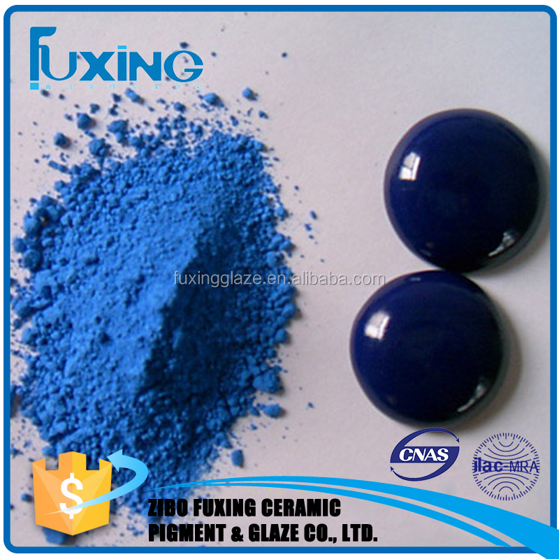 Ceramic Copper Oxide Iron Oxide Glaze Color