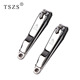 TSZS Nail Clipper Stainless Steel Manicure Pedicure Care Tool Trimmer Clipper Cuticle Slant Nail Cutter
