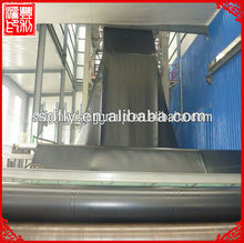 China Textured HDPE Geomembrane Extrusion Blowing Machine
