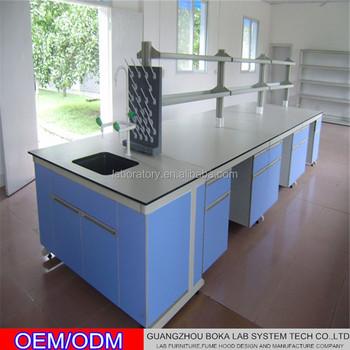 Lab Sink Cabinet/lab Furniture/laboratory Wet Bench - Buy Wet Lab ...