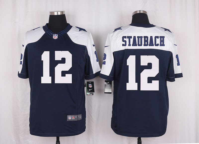 finest selection 9784f 77aec 12 roger staubach jersey group