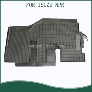 all weather floor mat car mats truck floor mats for isuzu npr