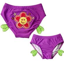 Hot new summer beach cute cartoon baby kid Child boy girl bathing swimwear swimsuit trunks Briefs