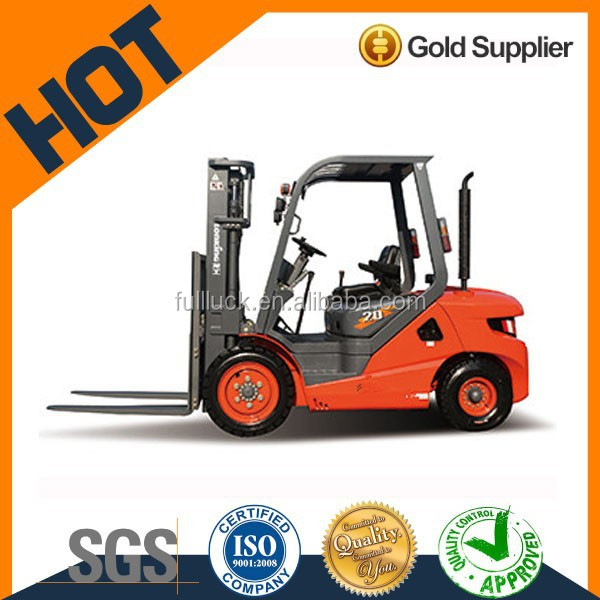 China 3T Diesel Forklift Truck Price Super big Discount
