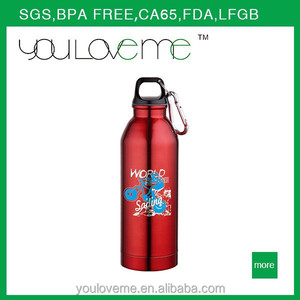 2015 best selling red bull sport bottle, sport water bottle, aluminium sport bottle